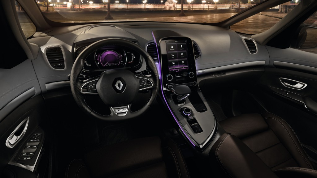 Sortie du nouvel Espace Renault