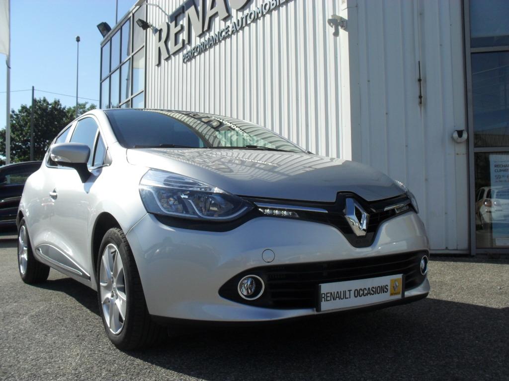 CLIO 4 SL TREND TCE 90 9 490€