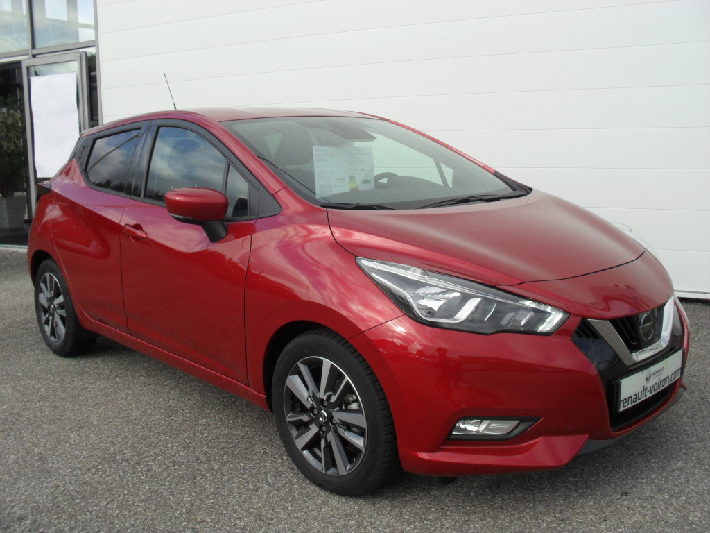 NISSAN MICRA N-CONNECT DCI 90