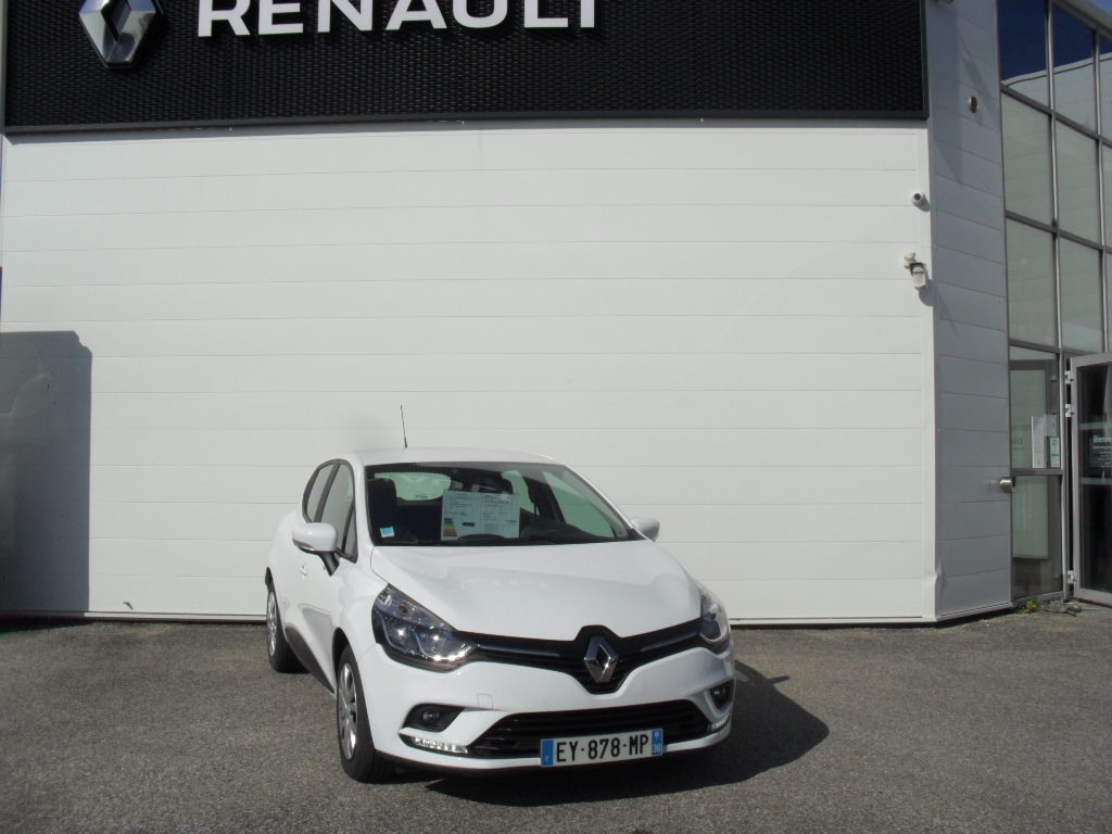 CLIO 4 SOCIETE AIR MEDIA NAV ENERGY DCI 90