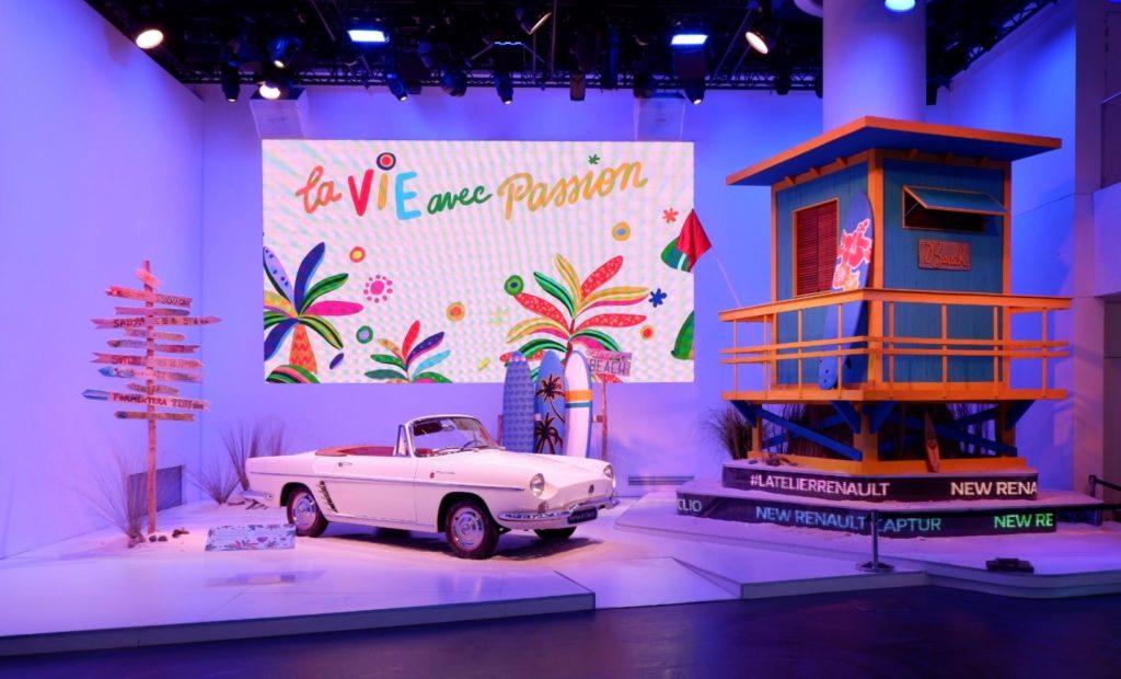 Cet été, cap sur la Floride sans quitter Paris avec L'Atelier Renault ! Embarqu...