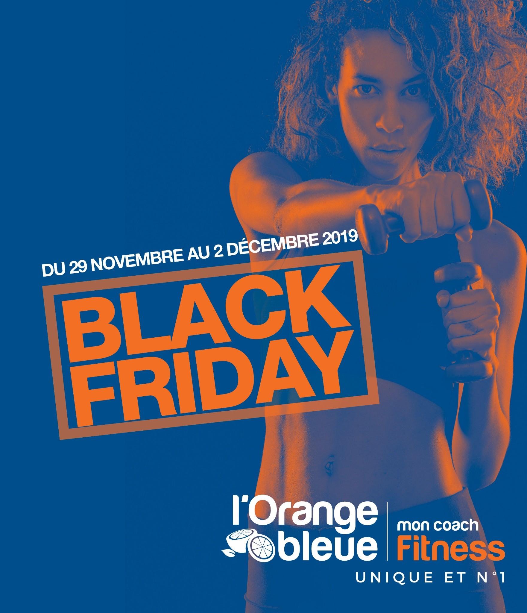 Du 29 Novembre au 2 Décembre, venez profiter de nos offres Black Friday !   299€...
