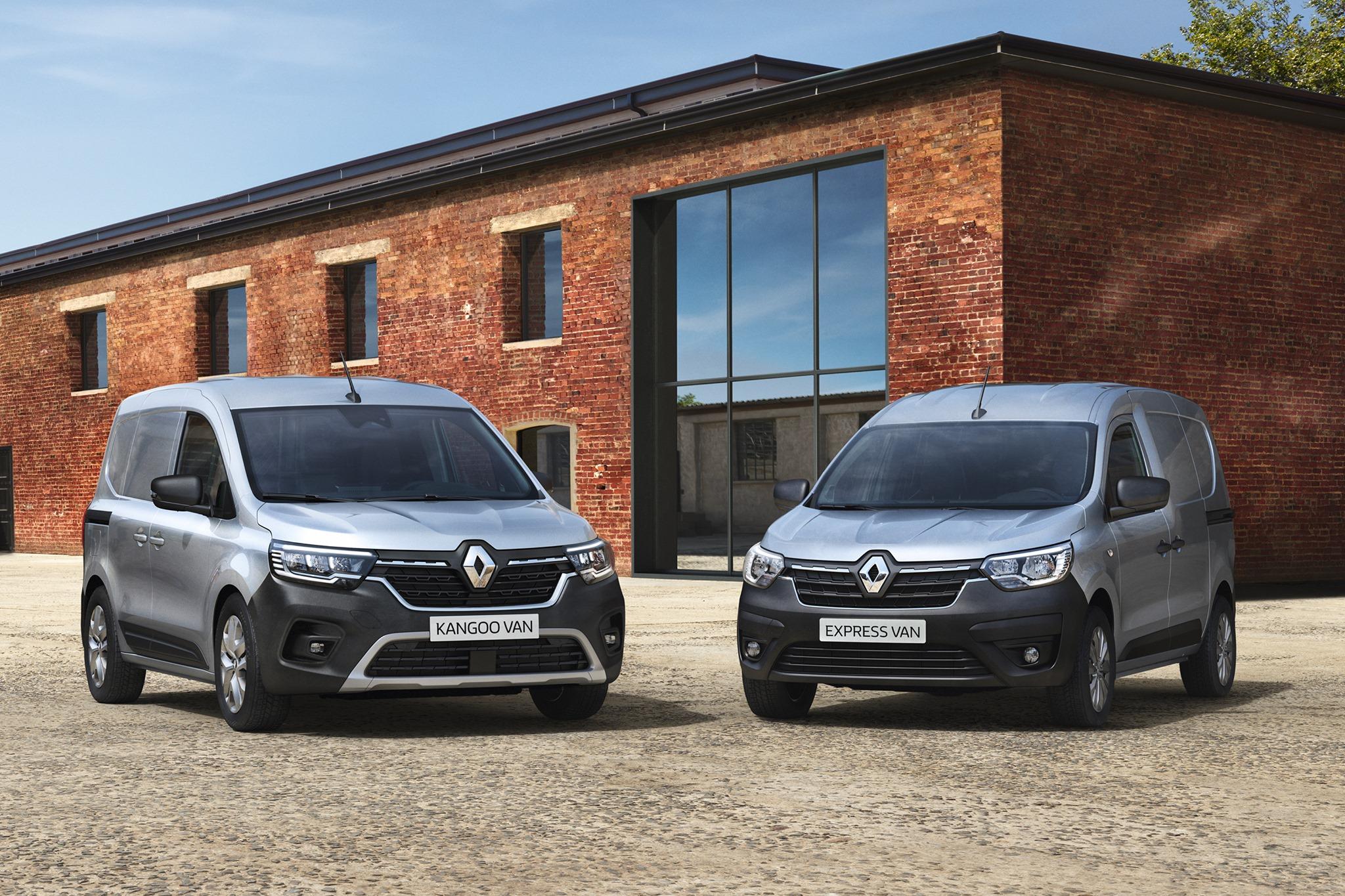 Préparez-vous !   En 2021, Renault va révolutionner le marché des fourgonnettes ...