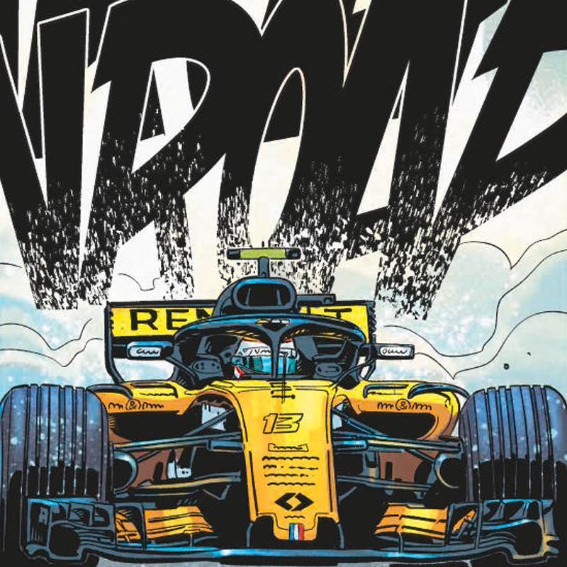 Les passionnés de course perdent une inspiration, RIP à Jean Graton, dessinateur...