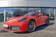 | 911 Carrera 4S Rouge Indien |  450 CH  3 300 KM au compteur   Boîte PDK  Intér...
